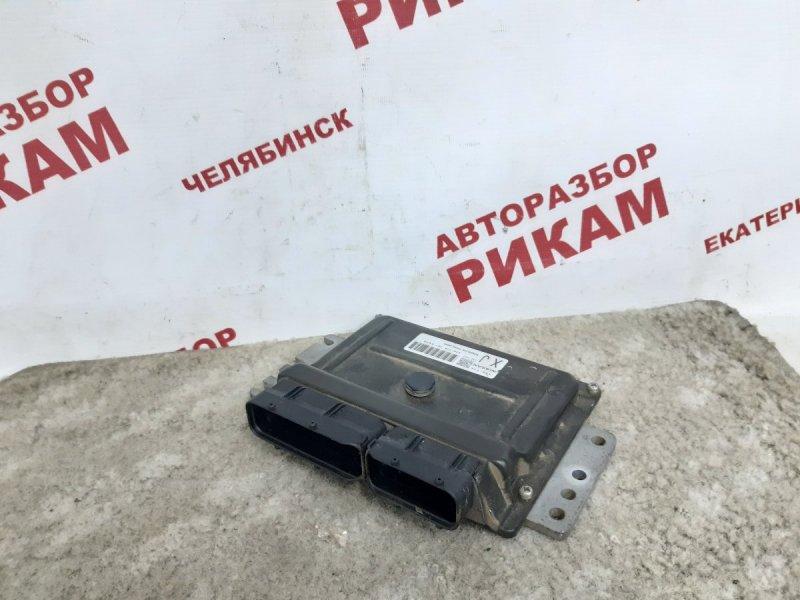 Блок управления Nissan March AK12 CR12DE 2006