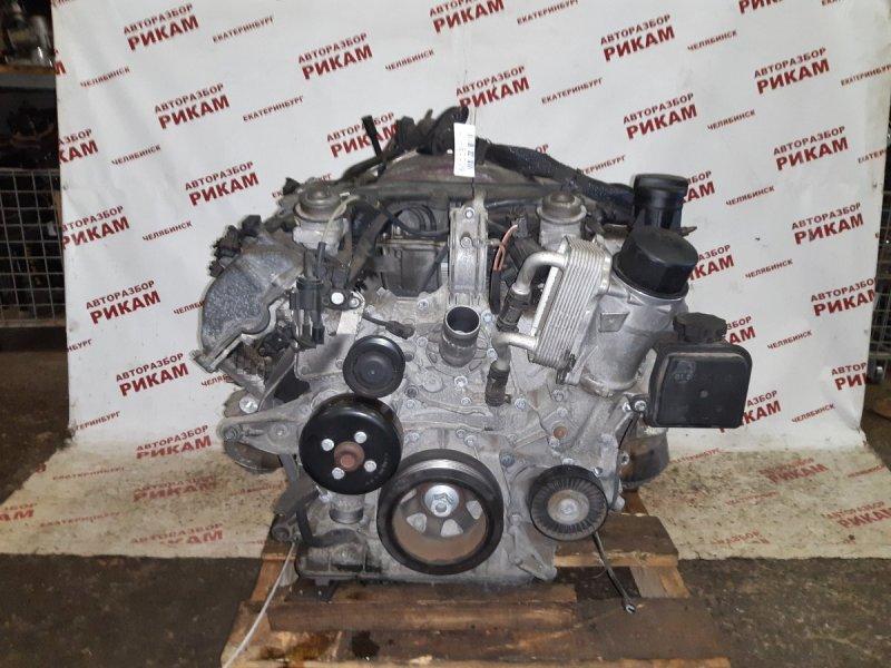Двигатель Mercedes-Benz E-Класс W211 M112.913 2002
