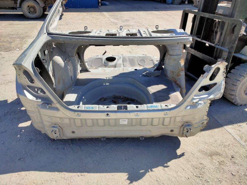 Задняя панель кузова Toyota Camry ACV30 задняя