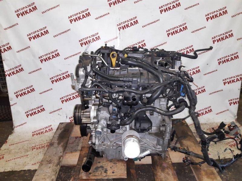 Двигатель Volvo V60 FW48 B4164T 2013