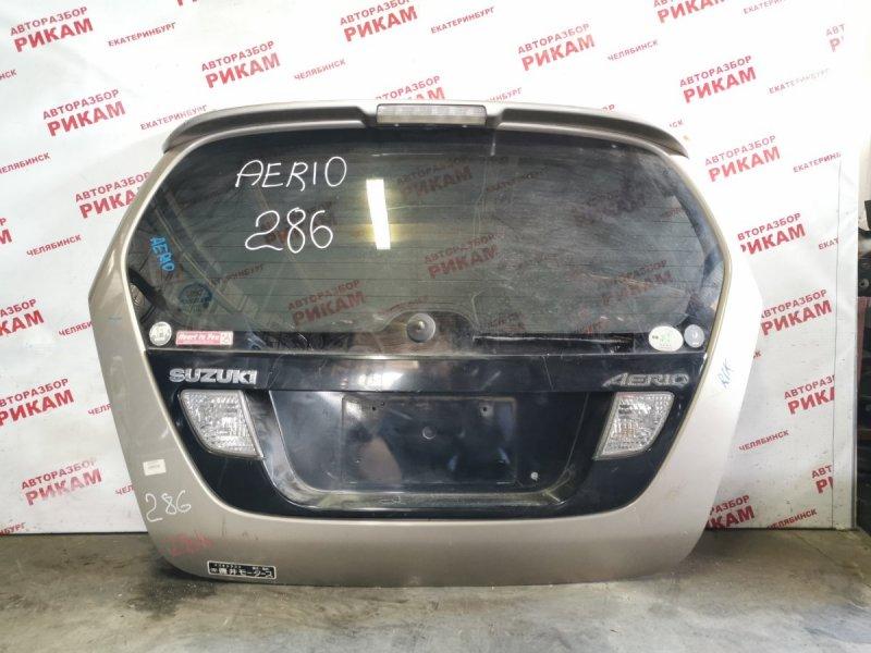 Дверь багажника Suzuki Aerio RB21S