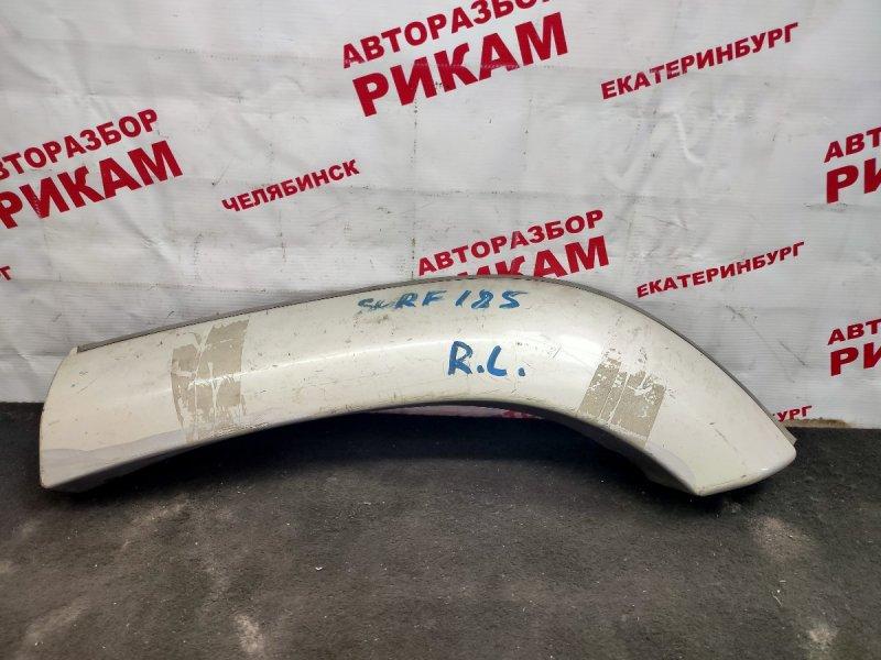 Накладка крыла Toyota Hilux Surf KZN185 задняя левая