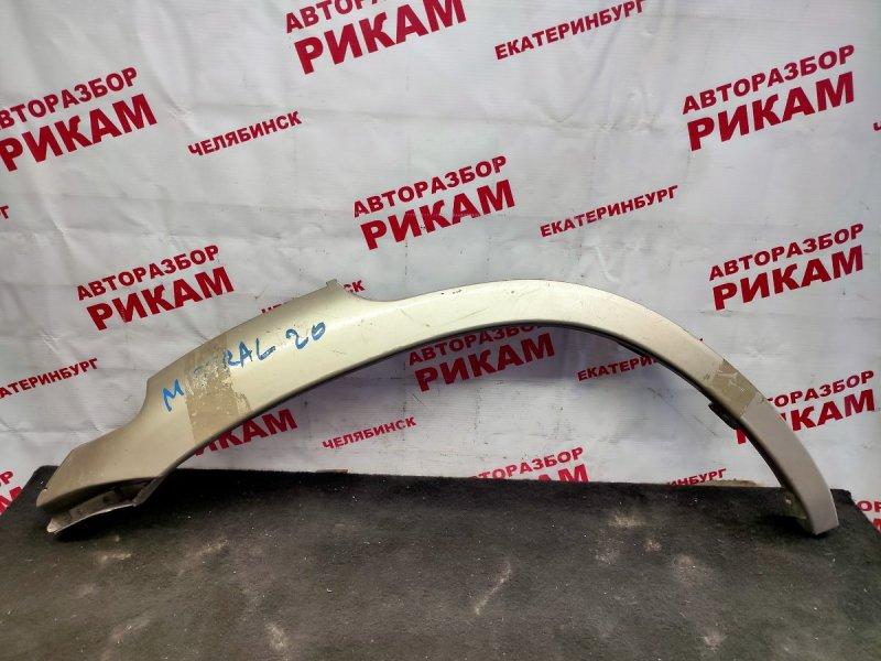 Накладка крыла Nissan Mistral R20 задняя правая