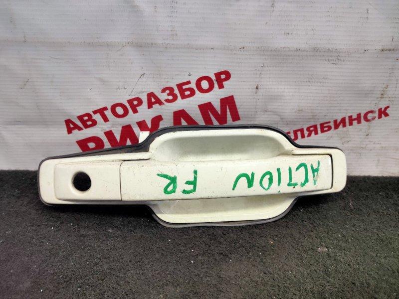 Ручка дверная Ssangyong Actyon C100 передняя правая