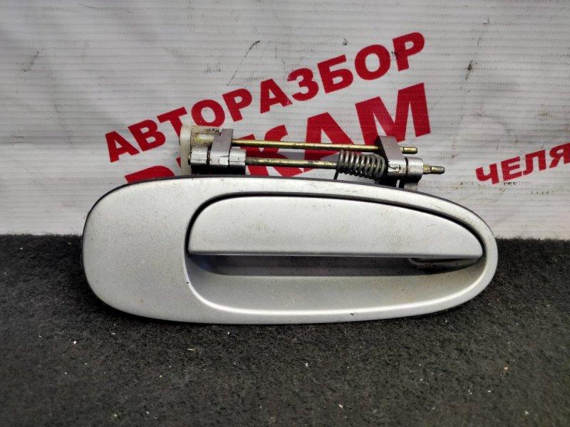 Ручка дверная Toyota Corolla AE100 задняя правая