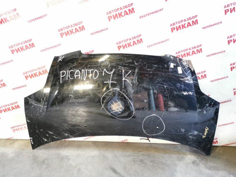 Капот Kia Picanto