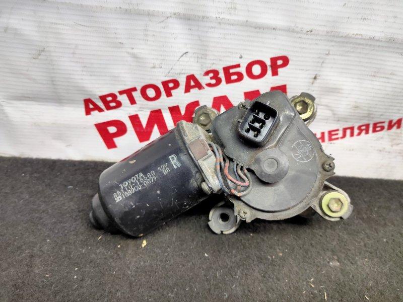 Моторчик дворника Toyota Starlet EP90
