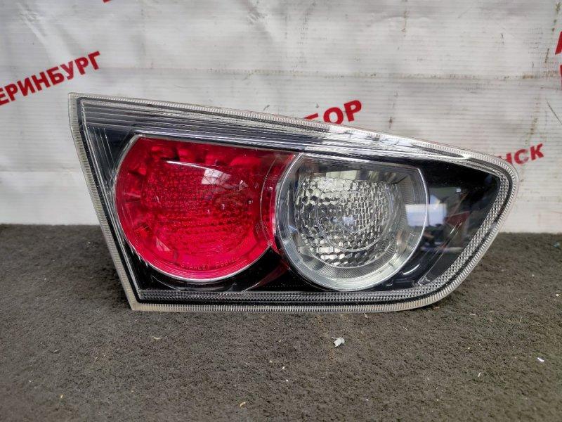 Стоп-сигнал Mitsubishi Lancer CY4A 4B11 2011 левый