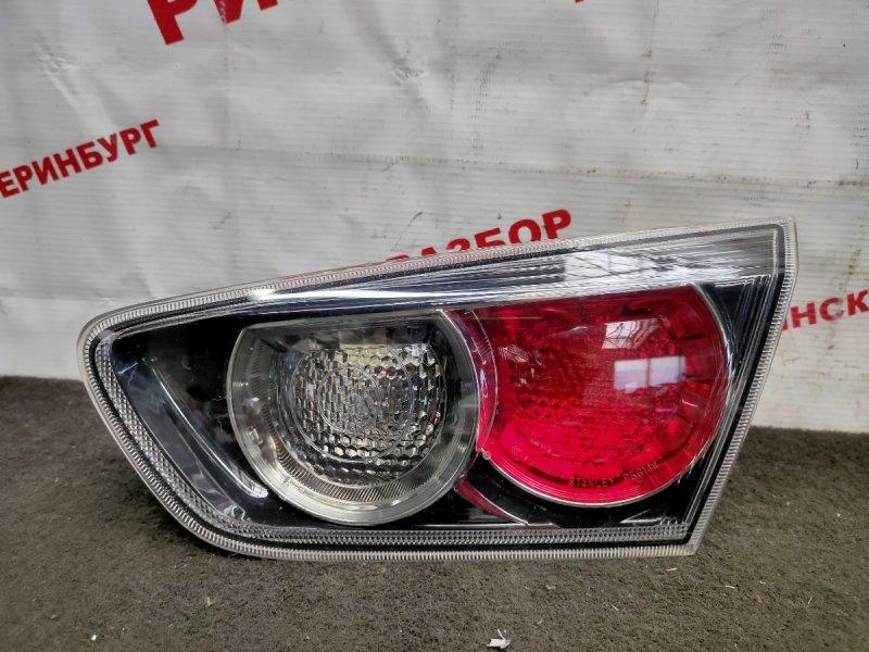 Стоп-сигнал Mitsubishi Lancer CY4A 4B11 2011 правый
