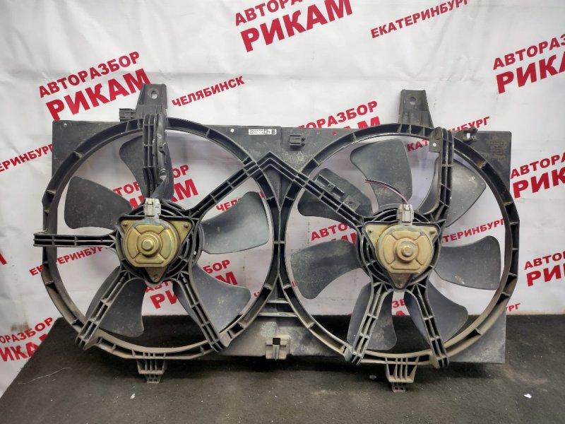 Диффузор Nissan Sunny FB15 QG15DE