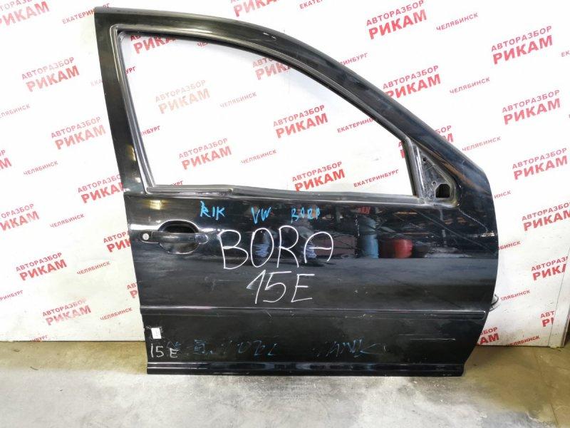 Дверь Volkswagen Bora 1J2 передняя правая