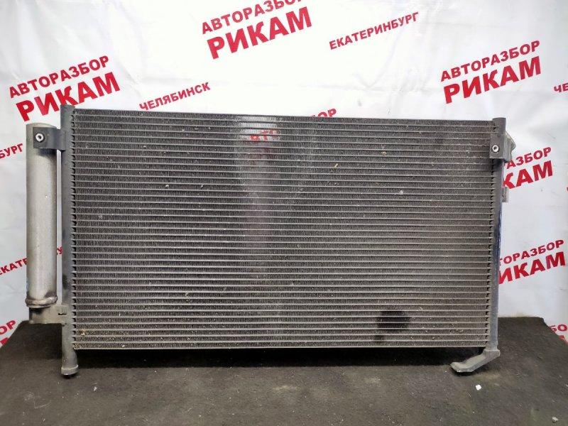 Радиатор кондиционера Subaru Forester SG5 EJ202 2003