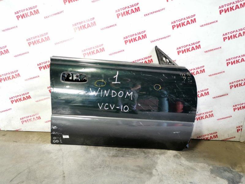 Дверь Toyota Windom VCV10 передняя правая