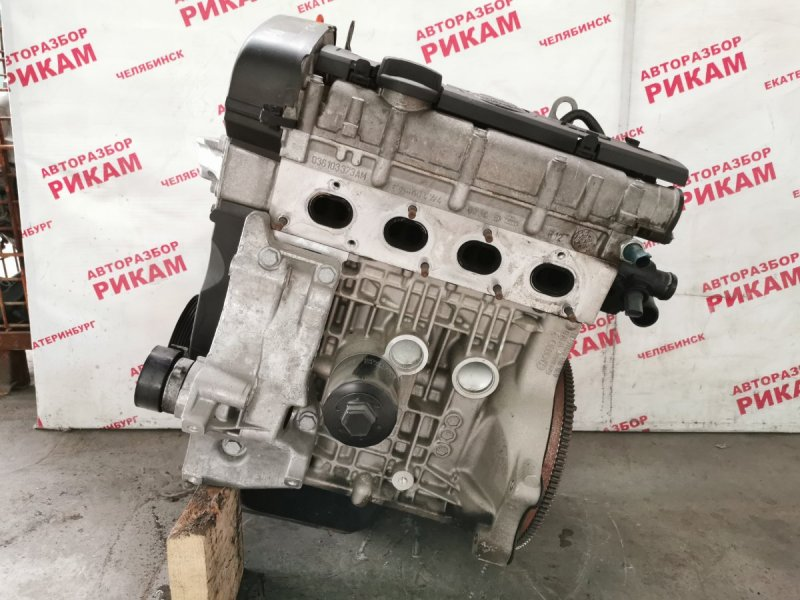 Двигатель Skoda Fabia 5J2 CGG 2012