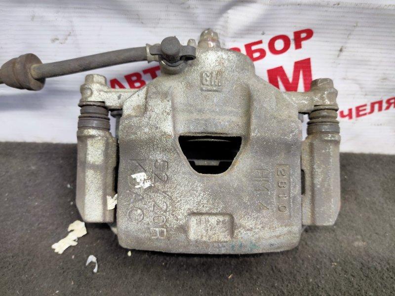 Суппорт тормозной Chevrolet Spark передний правый