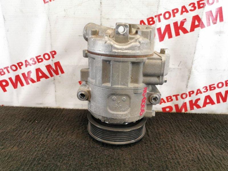 Компрессор кондиционера Skoda Fabia 5J2 CGG 2012