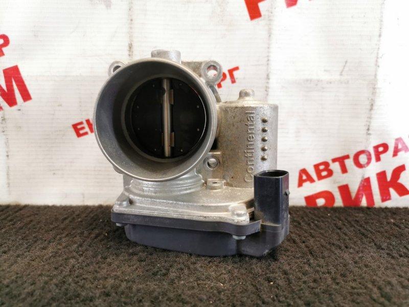 Дроссельная заслонка Skoda Fabia 5J2 CGG 2012