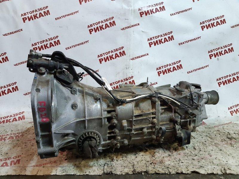 Механическая кпп Subaru Impreza GJ7 FB20A 2013