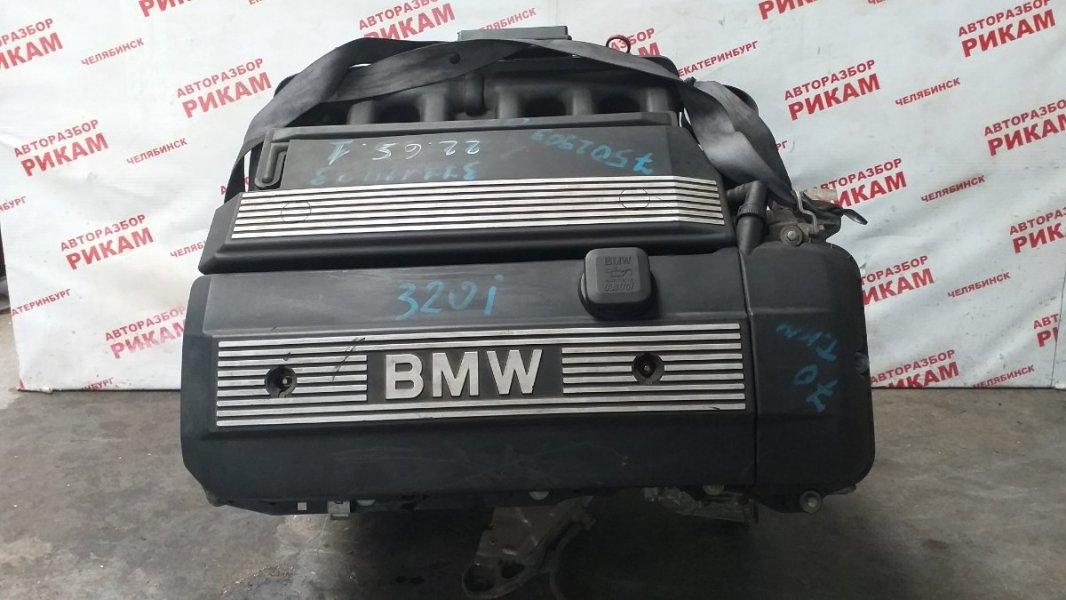 Двигатель Bmw 323I E46 M54B 22.6S.1