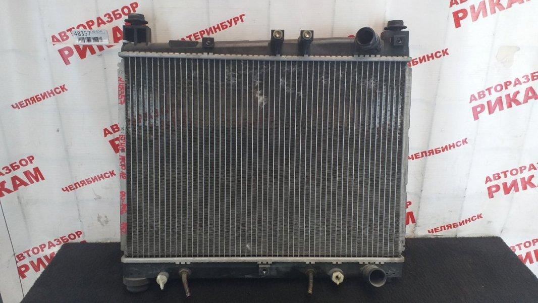 Радиатор охлаждения Toyota Echo NCP12R 1NZ-FE 2003
