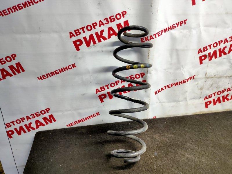 Пружина Skoda Fabia 5J2 CGG 2012 задняя