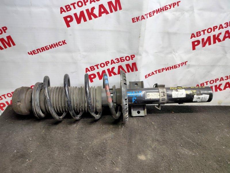 Стойка Skoda Fabia 5J2 CGG 2012 передняя
