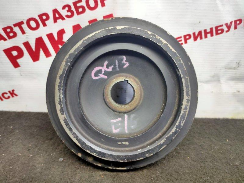 Шкив коленвала Nissan Sunny B15 QG13DE