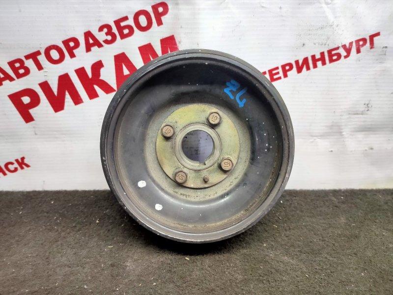 Шкив коленвала Mazda Familia BJ5W ZL-DE