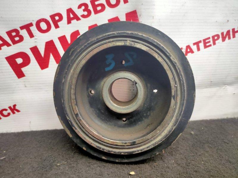 Шкив коленвала Toyota Caldina ST191 3S-FE