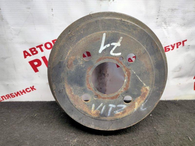 Барабан тормозной Toyota Vitz SCP10 1SZ-FE