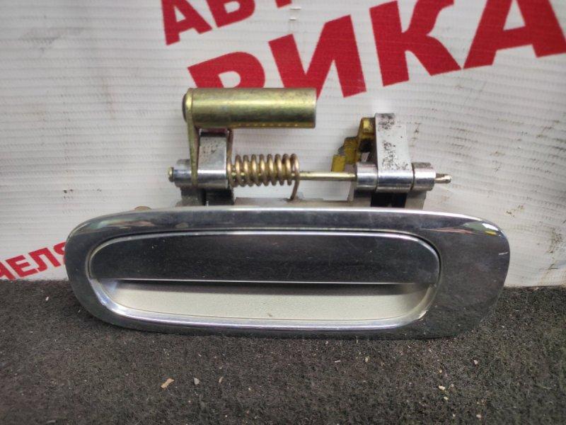 Ручка дверная Toyota Corolla AE110 задняя левая