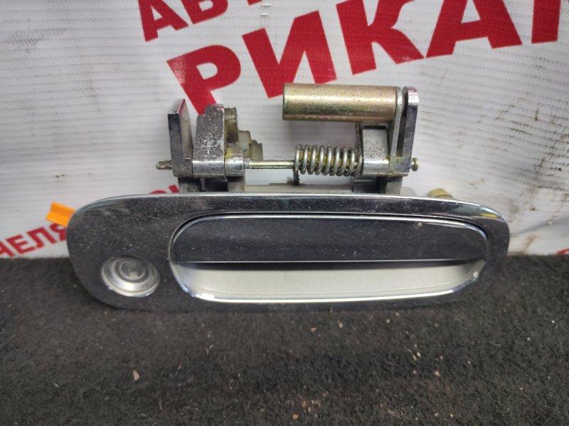 Ручка дверная Toyota Corolla AE110 передняя правая
