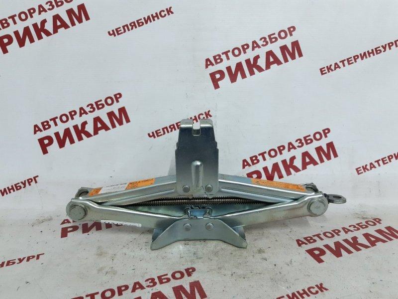 Домкрат Nissan X-Trail NT31 QR25DE 2008