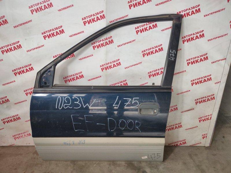 Дверь Mitsubishi Rvr N23W передняя левая