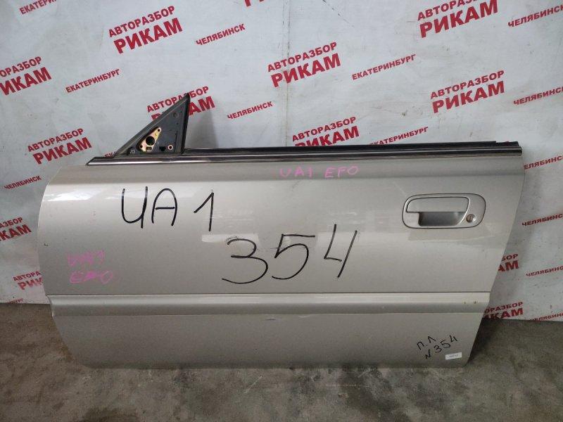 Дверь Honda Saber UA1 передняя левая