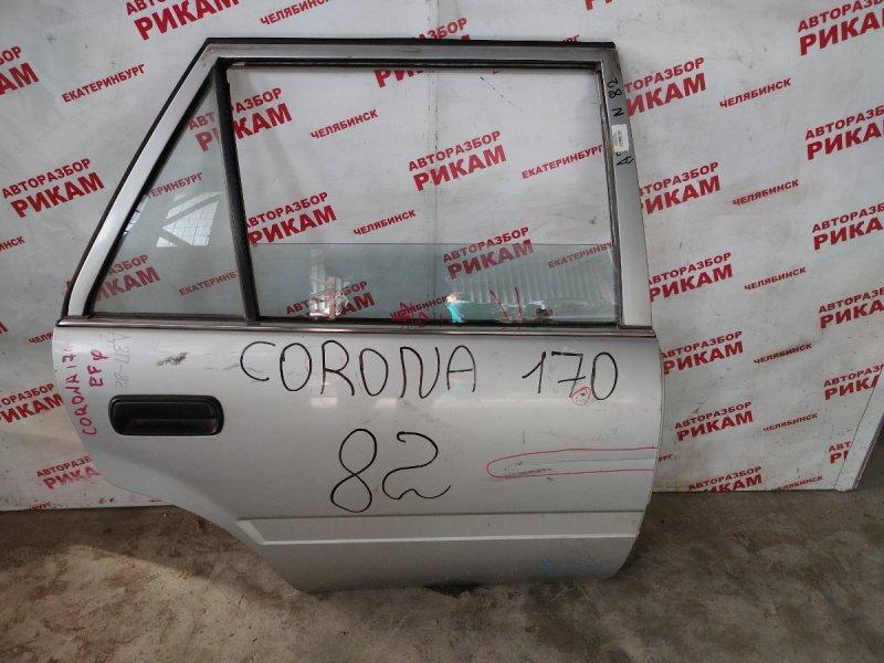 Дверь Toyota Corona AT170 задняя правая