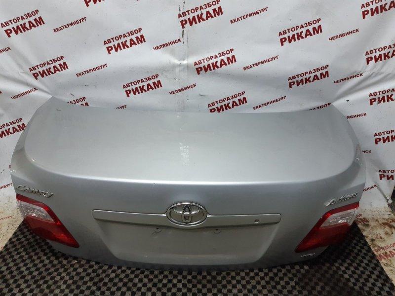 Крышка багажника Toyota Camry ACV40 2AZ-FE 2008 задняя