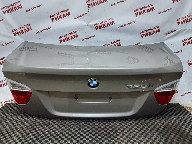 Крышка багажника Bmw 3-Series E90 N47D20 2007 задняя