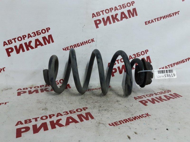 Пружина Nissan Qashqai +2 J10 MR20DE 2010 задняя