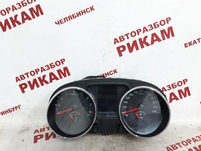 Панель приборов Nissan Qashqai +2 J10 MR20DE 2010