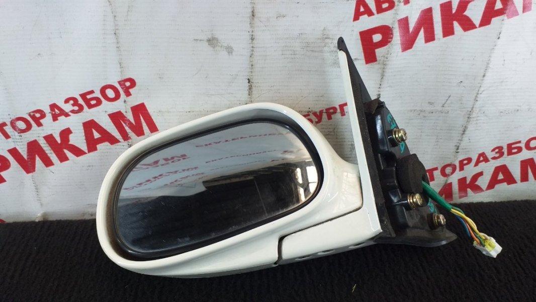Зеркало Mitsubishi Galant E74A левое