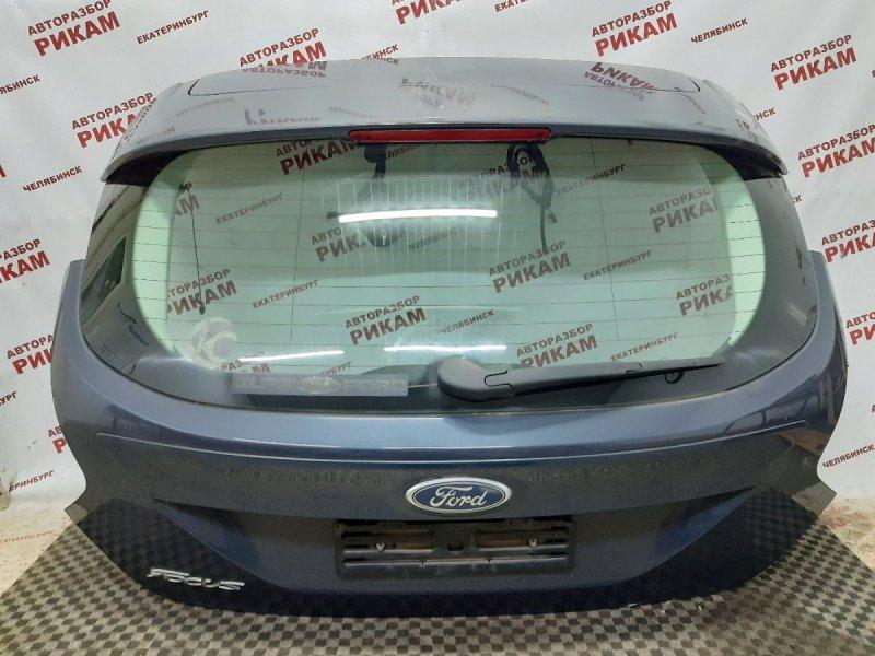 Дверь багажника Ford Focus 3 CB8 PNDA 2011 задняя