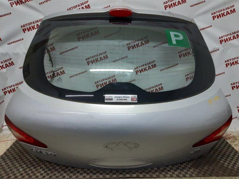 Дверь багажника Chery M11 DB SQRE4G16 2014 задняя