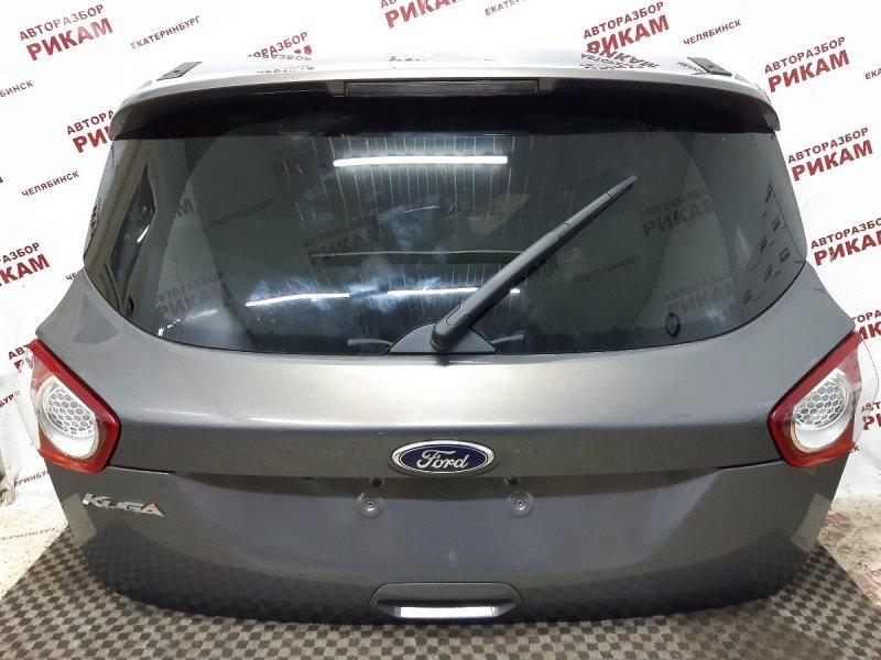 Дверь багажника Ford Kuga DR HYDC 2012 задняя