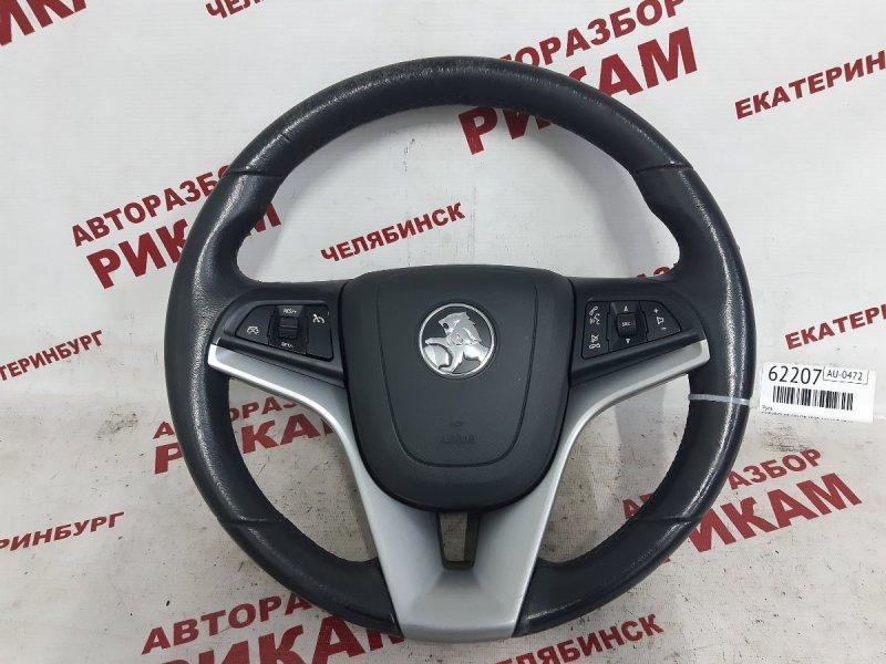 Руль Chevrolet Cruze J300 A16LET 2013