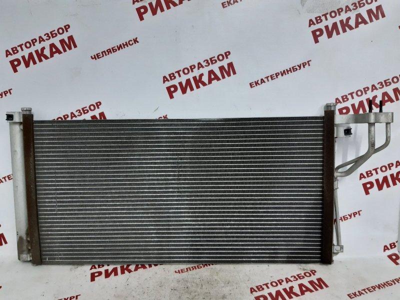 Радиатор кондиционера Hyundai Sonata NF G4KC 2005