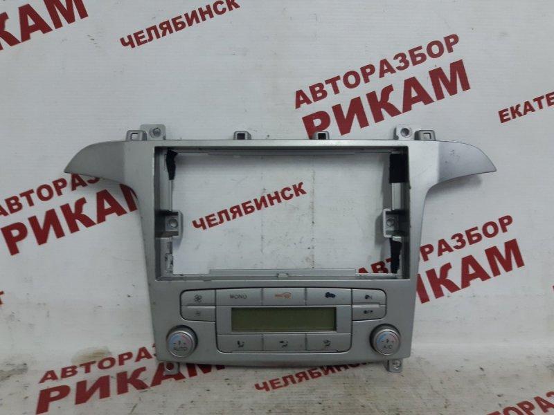 Блок климат-контроля Ford S-Max WS B5254T6 2006