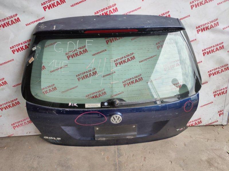Дверь багажника Volkswagen Golf MK5