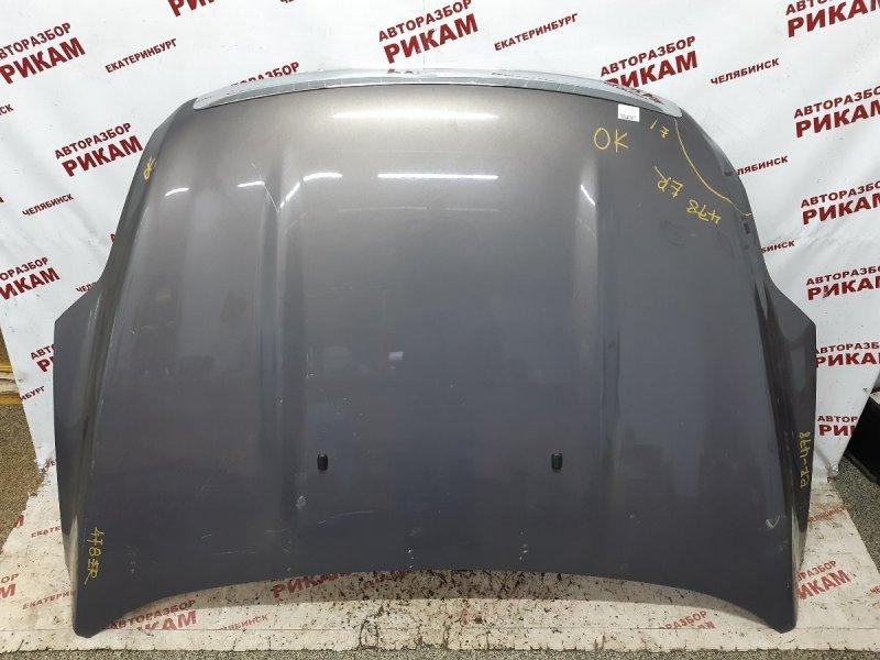 Капот Ford Kuga CBV HYDC 2012