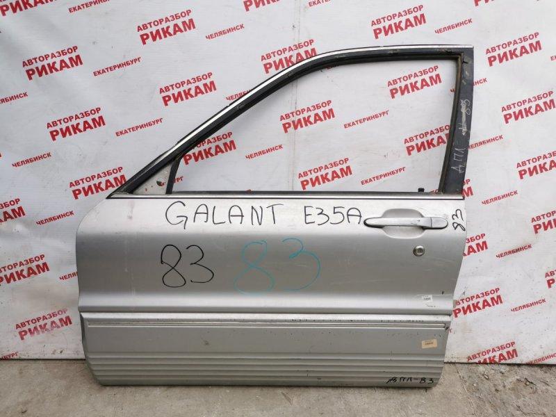 Дверь Mitsubishi Galant E35A передняя левая